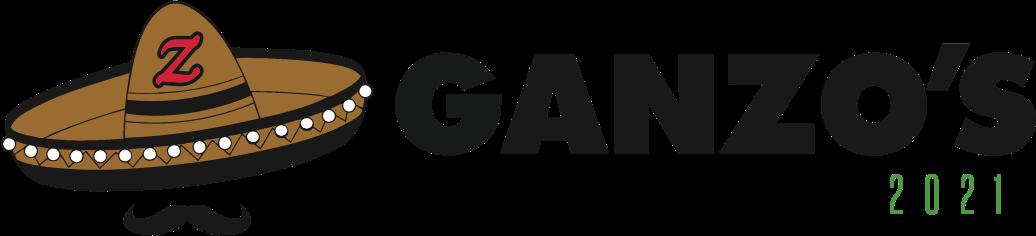 Ganzo's Mexican Restaurant Cinco de Mayo Fiesta Logo for 2021